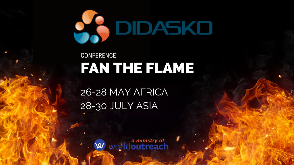 Asia: 26-28 May, Africa: 28-30 July